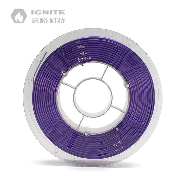 Silk PLA Filament Purple